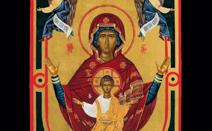 Mostra di icone ortodosse a Bülach, Svizzera